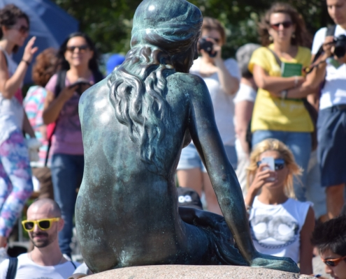 Little-mermaid-Guided Private Tours -Amitylux- Copenhagen Walking and Bike Tours